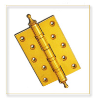 Solid Extrubed Brass Ball Bearings Hinges