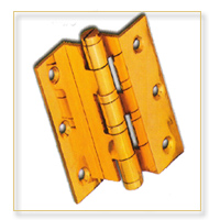 Solid Extrubed Brass Offset Hinges